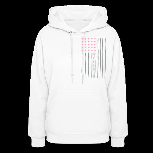 Patriot Flag - Women's Hoodie - Women's Hoodie