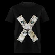 T-Shirts ~ Men's T-Shirt ~ SNOW LEOPARD - T-Shirt