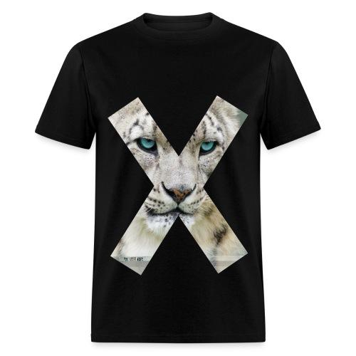 SNOW LEOPARD - T-Shirt - Men's T-Shirt