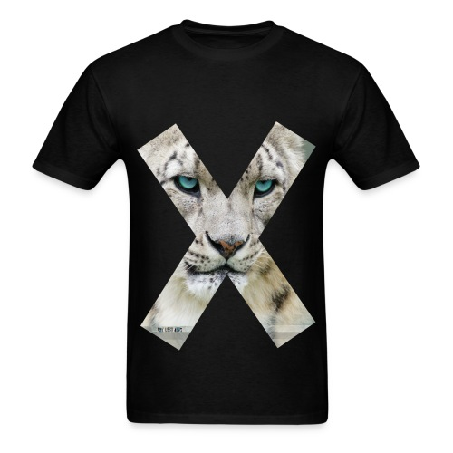 SNOW LEOPARD - T-Shirt - Men's T-Shirt