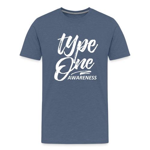Type 1 Awareness Youth Shirt - Kids' Premium T-Shirt