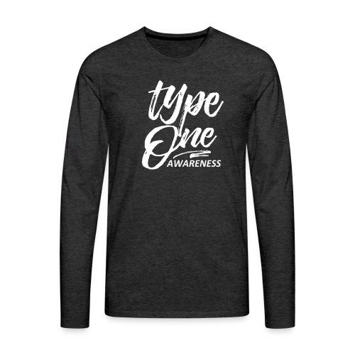 Type 1 Unisex Long Sleeve - Men's Premium Long Sleeve T-Shirt