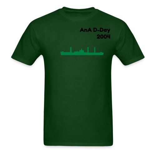 D-Day released date T-Shirt - Men's T-Shirt