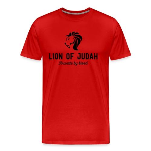 WeAllWeGot Lion Of Judah T Shirt - Men's Premium T-Shirt