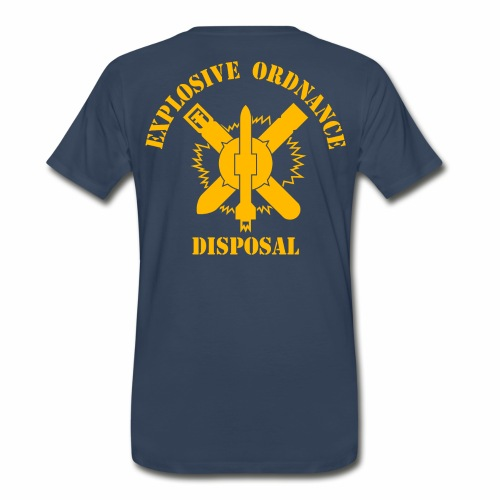 EOD Junk in the Sun - Men's Premium T-Shirt