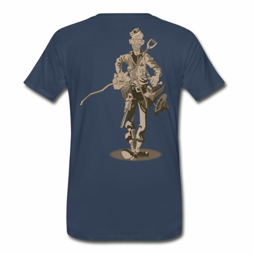 Marine EOD Master - Men's Premium T-Shirt