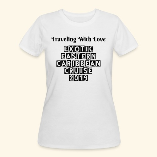 Limited Edition: Women Exotic Cruise Shirt - Women's 50/50 T-Shirt