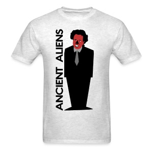 ANCIENT ALIENS - PTERMCLEAN DESIGNS - Men's T-Shirt