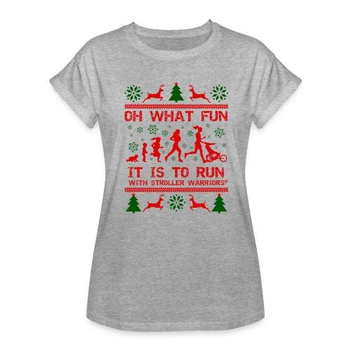 Women's Oh What Fun! Relaxed Fit T-Shirt - Women's Relaxed Fit T-Shirt