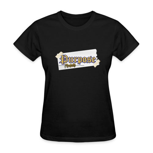 Purpose Over Popularity Limited Edition T-Shirt (Women - Women's T-Shirt