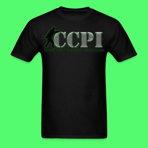 MEN'S CCPI LOGO T-SHIRT - Men's T-Shirt