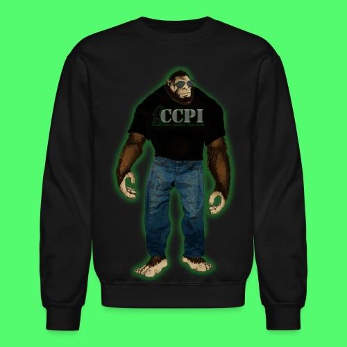 CCPI SQUATCH LOGO CREW NECK - Crewneck Sweatshirt