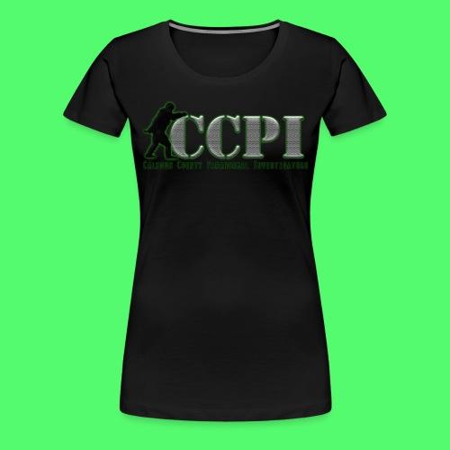 WOMEN'S CCPI LOGO PREMIUM T-SHIRT - Women's Premium T-Shirt