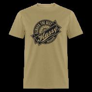 T-Shirts ~ Men's T-Shirt ~ Classy Hassy (dark)