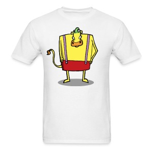 HEFFER - PTERMCLEAN DESIGN - Men's T-Shirt