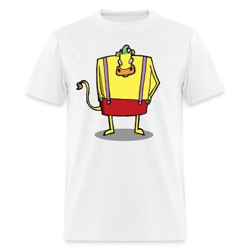 HEFFER - PTERMCLEAN DESIGN - Men's T-Shirt