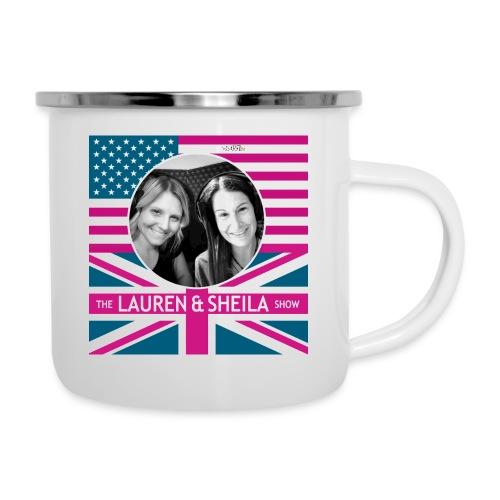 Lauren and Sheila Show Mug - Camper Mug