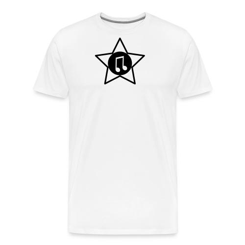 Star Note T-Shirt - Men's Premium T-Shirt