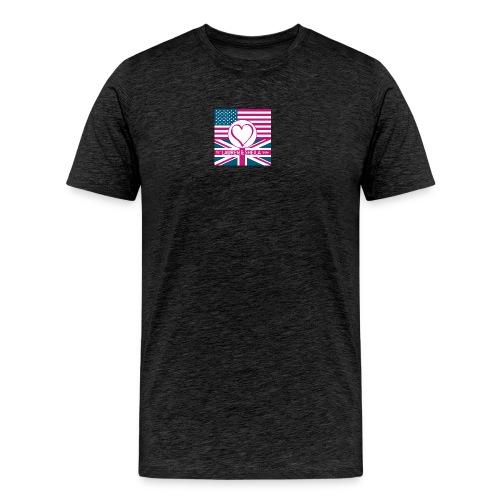 Lauren and Sheila Show Men's T-Shirt - Men's Premium T-Shirt
