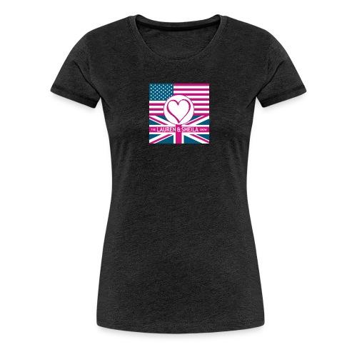 Lauren and Sheila Show Women's T-Shirt - Women's Premium T-Shirt