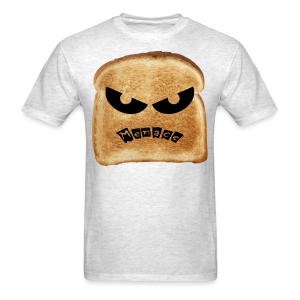 Menace Toast Logo - Men's T-Shirt
