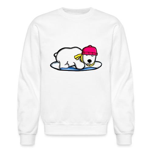 Bear Icey Drip - Crewneck Sweatshirt