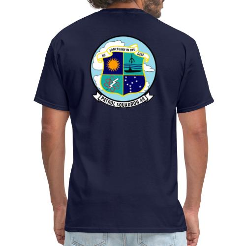 VP-49 Crest P-3 Orion - Men's T-Shirt