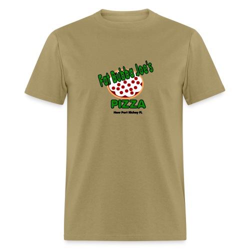fat bubba joe  - Men's T-Shirt