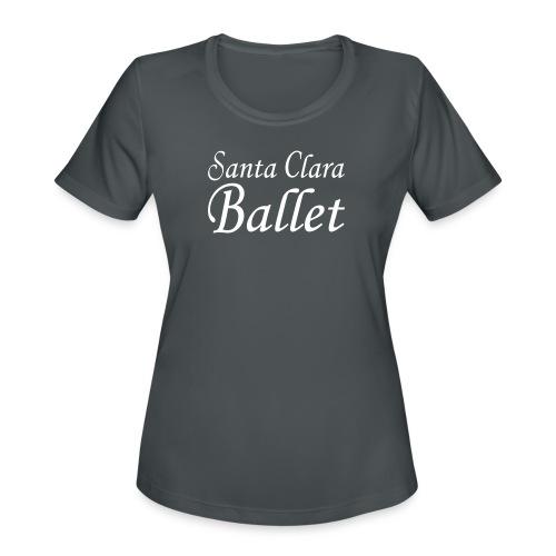 SCB Women's Moisture Wicking Performance T-Shirt - Women's Moisture Wicking Performance T-Shirt