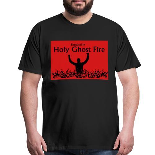 Lifted Hands - Men's Premium T-Shirt