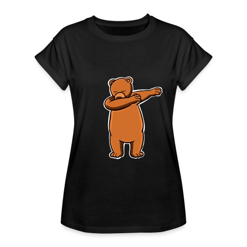 Dab Bear- We The Best - Women's Relaxed Fit T-Shirt
