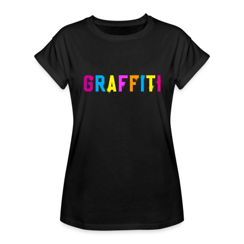 Graffiti- We The Best - Women's Relaxed Fit T-Shirt