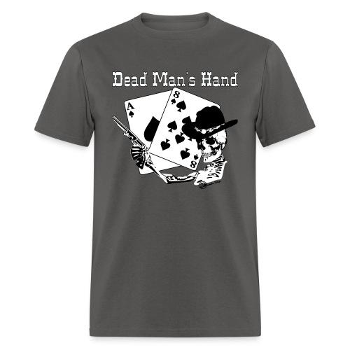 Dead Man's Hand A8 - Men's T-Shirt