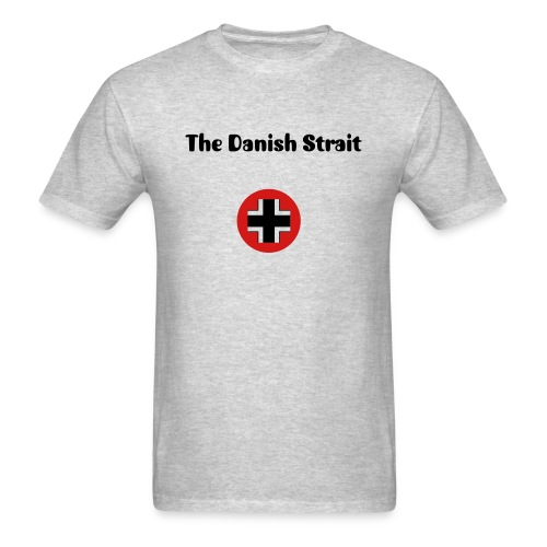 The Danish Strait Axis and Allies Men's T-Shirt - Men's T-Shirt