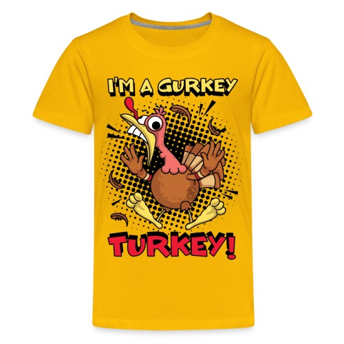 I'm a Gurkey Turkey (Kids) - Kids' Premium T-Shirt