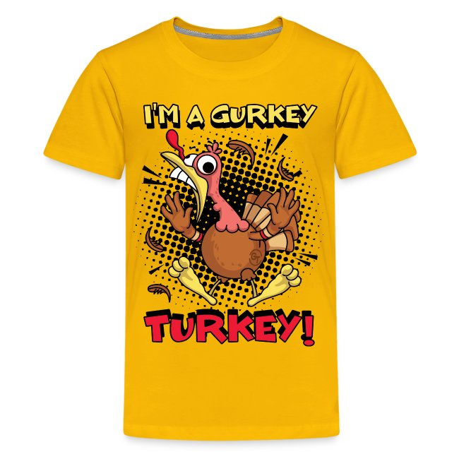 I'm a Gurkey Turkey (Kids)