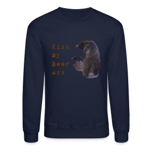 Kiss My Bear Ass - Crewneck Sweatshirt