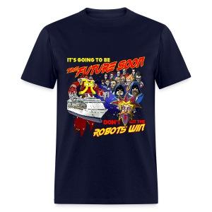 JoCo Cruise Crazy Anime (men's standard) - Men's T-Shirt