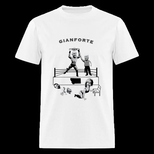 Gianforte Shirt - Men's T-Shirt