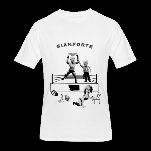 Gianforte Shirt - Men's 50/50 T-Shirt