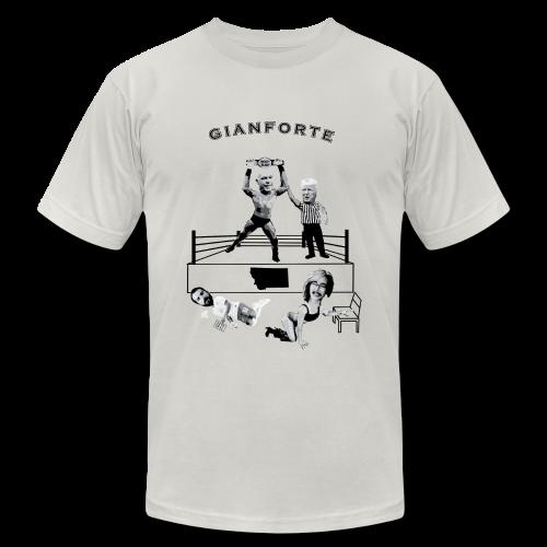 Gianforte Gray - Men's  Jersey T-Shirt
