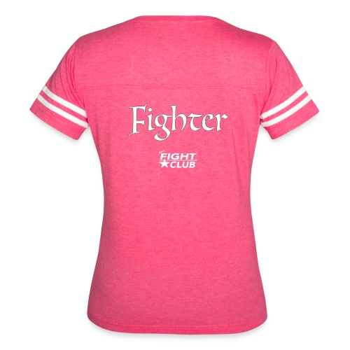 Lover/Fighter Women's Sports T-shirt - Women's Vintage Sport T-Shirt