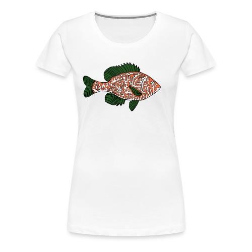 Women's Premium T-Shirt Gill - Women's Premium T-Shirt