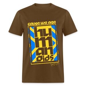 Humanoids - Men's T-Shirt