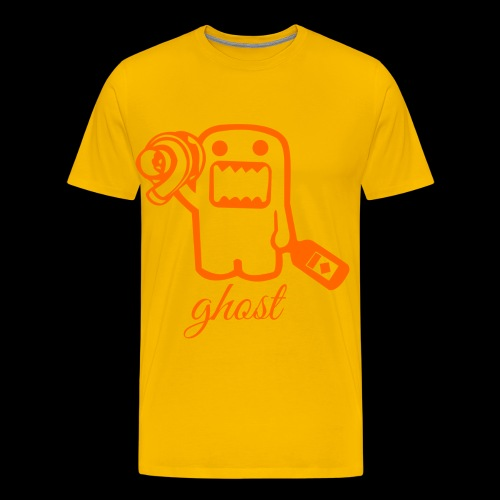 SHIRT GHOST 2 - Men's Premium T-Shirt