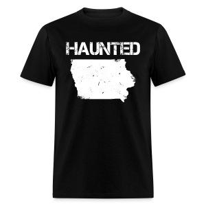 Men's Haunted Iowa T-Shirt - Men's T-Shirt