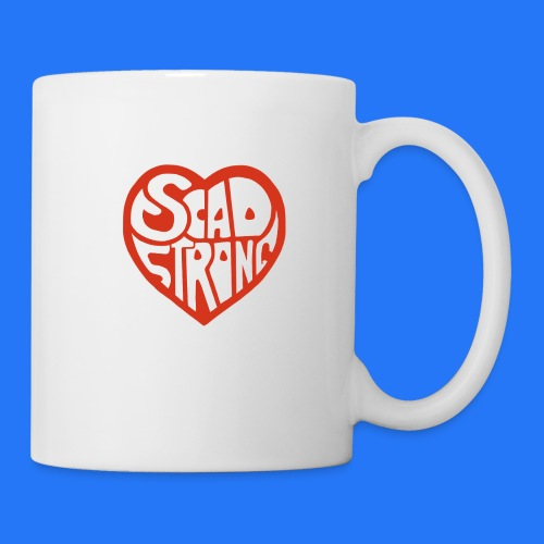 Coffee/Tea Mug (new design - SCAD strong_ - Coffee/Tea Mug