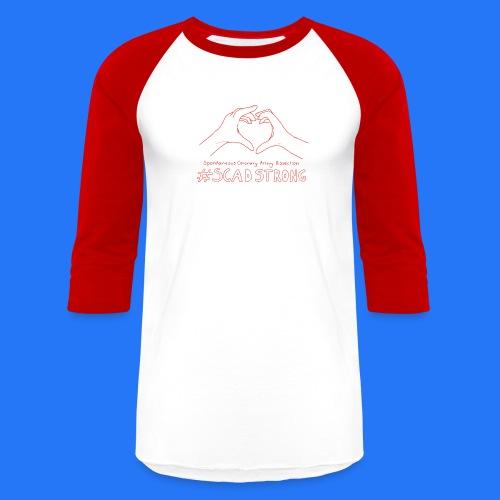 Baseball T-Shirt (New design - hands) - Baseball T-Shirt