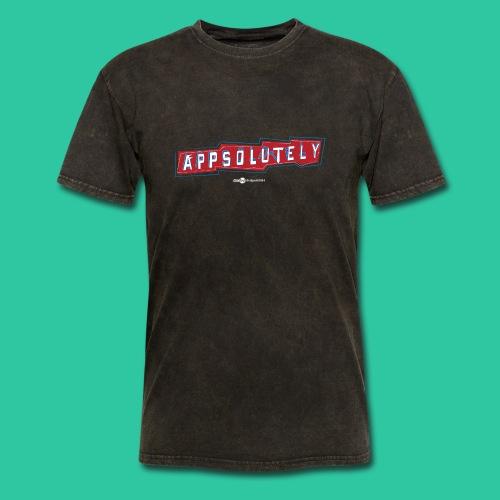 Appsolutely Absolutely - Men's T-Shirt