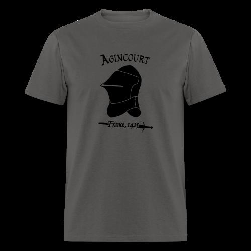 Black Agincourt T-Shirt - Men's T-Shirt